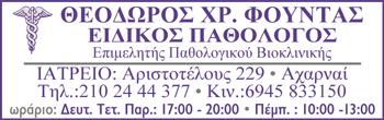 ΦΟΥΝΤΑΣ ΘΕΟΔΩΡΟΣ